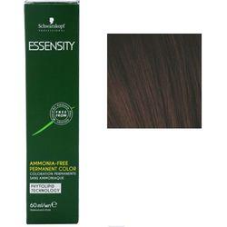 Essensity Краска для волос без аммиака 4-68 Средний коричневый шоколадный красный
