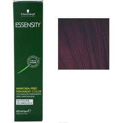 Essensity Краска для волос без аммиака 4-99 Осенний лист фиолетовый
