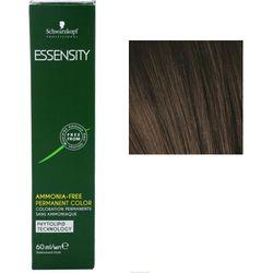 Essensity Краска для волос без аммиака 5-62 Светлый коричневый шоколадный пепельный