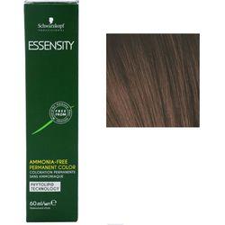 Essensity Краска для волос без аммиака 6-68 Темный русый шоколадный красный