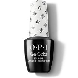 Верхнее покрытие GelColor Top Coat