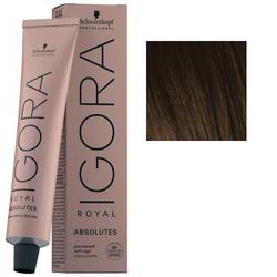 Igora Royal Absolutes 5-50 Крем-краска Светлый коричневый золотистый натуральный, 60 мл