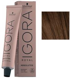 Igora Royal Absolutes 5-60 Крем-краска Светлый коричневый шоколадный натуральный, 60 мл