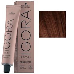 Igora Royal Absolutes 5-80 Крем-краска Светлый коричневый красный натуральный, 60 мл
