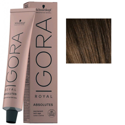 Igora Royal Absolutes 6-50 Крем-краска Темный русый золотистый натуральный, 60 мл