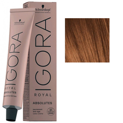 Igora Royal Absolutes 6-70 Крем-краска Темный русый медный натуральный, 60 мл