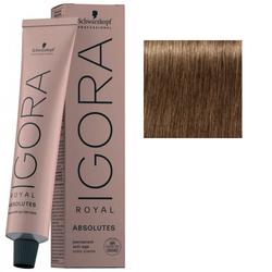 Igora Royal Absolutes 7-50 Средний русый золотистый натуральный, 60 мл