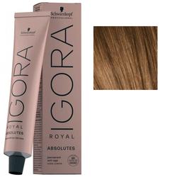 Igora Royal Absolutes 7-60 Крем-краска Средний русый шоколадный натуральный, 60 мл
