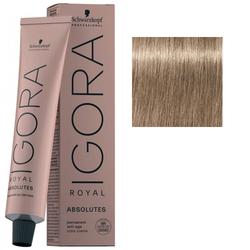 Igora Royal Absolutes 8-01 Крем-краска Светло русый натуральный сандрэ, 60 мл