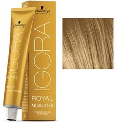 Крем-краска Igora Royal Absolutes 9-10, блондин сандрэ натуральный, 60 мл