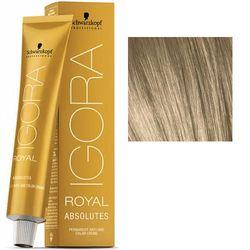 Крем-краска Igora Royal Absolutes 9-40 Блондин бежевый натуральный, 60 мл