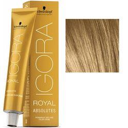 Крем-краска Igora Royal Absolutes 9-50, блондин золотистый натуральный, 60 мл
