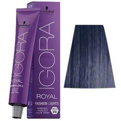 Igora Royal Fashion lights L-22 Крем-краска для колорирования