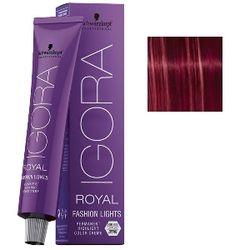 Igora Royal Fashion lights L-89 Крем-краска для колорирования