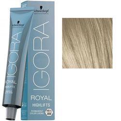 Igora Royal Hightlifts 10-1 Крем-краска Экстра светлый блондин сандрэ, 60 мл