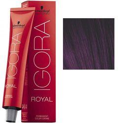 Крем-краска Igora Mixtones 0-99 Фиолетовый микстон, 60 мл