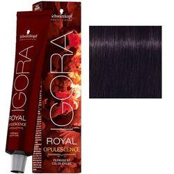 Крем-краска Igora Royal Opulescence 3-19, темный коричневый сандрэ фиолетовый, 60 мл