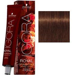 Крем-краска Igora Royal Opulescence 5-67, светлый коричневый шоколадный медный, 60 мл