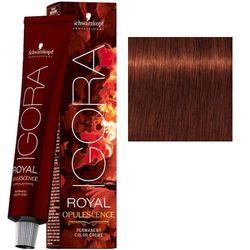 Крем-краска Igora Royal Opulescence 6-78, тёмный русый медный красный, 60 мл