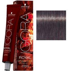 Крем-краска Igora Royal Opulescence 8-19, светлый русый сандрэ фиолетовый, 60 мл