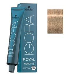 Igora Royal Hightlifts 12-4 Крем-краска Специальный блондин бежевый
