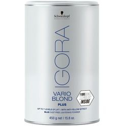 Igora Vario Blond Plus Осветляющий порошок