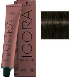 Крем-краска стойкая Igora Color 10, 5-1 светлый коричневый сандрэ, 60 мл