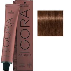 Крем-краска стойкая Igora Color 10, 6-6 темный русый шоколадный, 60 мл
