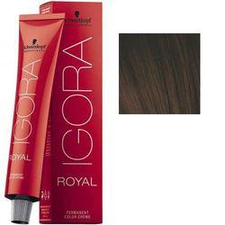 Igora Royal 3-65 Крем-краска Темный коричневый шоколадный золотистый, 60 мл