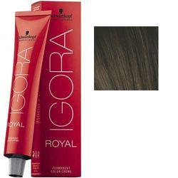 Igora Royal 4-0 Крем-краска Средний коричневый натуральный, 60 мл