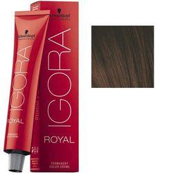Igora Royal 4-65 Крем-краска Средний коричневый шоколадный золотистый, 60 мл