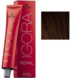 Igora Royal 4-68 Крем-краска Средний коричневый шоколадный красный, 60 мл