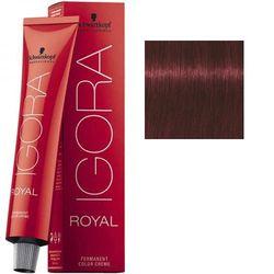 Igora Royal 4-88 Крем-краска Средний коричневый красный экстра, 60 мл