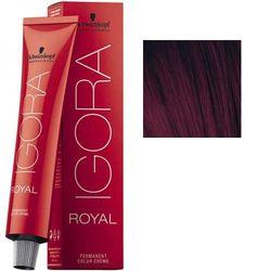 Igora Royal 4-99 Крем-краска Средний коричневый фиолетовый экстра, 60 мл
