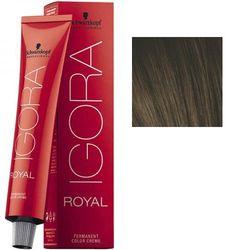 Igora Royal 5-0 Крем-краска Светлый коричневый натуральный, 50 мл