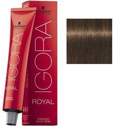 Igora Royal 5-4 Крем-краска Светлый коричневый бежевый, 60 мл