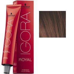 Igora Royal 5-57 Крем-краска Светлый коричневый золотистый медный, 60 мл