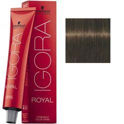 Igora Royal 5-63 Крем-краска Светлый коричневый шоколадный матовый, 60 мл