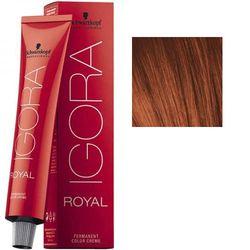 Igora Royal 5-7 Крем-краска Светлый коричневый медный, 60 мл