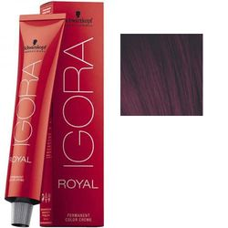 Igora Royal 5-99 Крем-краска Светлый коричневый фиолетовый экстра, 60 мл
