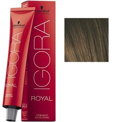 Igora Royal 6-00 Крем-краска Темный русый натуральный экстра, 60 мл
