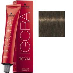 Igora Royal 6-63 Крем-краска Темный русый шоколадный матовый, 60 мл