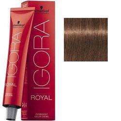 Igora Royal 6-65 Крем-краска Темный русый шоколадный золотистый, 60 мл