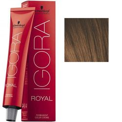 Igora Royal 6-6 Крем-краска Темный русый шоколадный, 60 мл