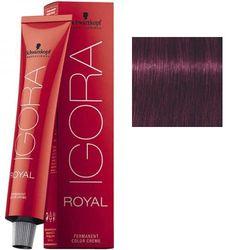 Igora Royal 6-99 Крем-краска Темный русый фиолетовый экстра, 60 мл