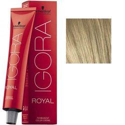 Igora Royal 9-0 Крем-краска Светлый блондин натуральный, 60 мл