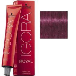 Igora Royal 9-98 Крем-краска Блондин фиолетовый красный, 60 мл