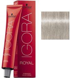 Igora Royal 9,5-22 Крем-краска Светлый блондин пастельный пепельный экстра, 60 мл