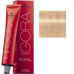 Igora Royal 9,5-49 Крем-краска Светлый блондин пастельный перламутровый, 60 мл