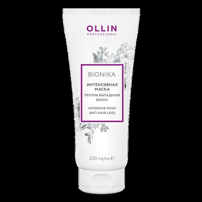 BioNika Интенсивная маска против выпадения волос, 200 мл